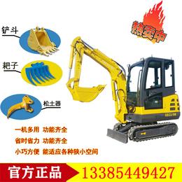 山鼎SD22-9B小型挖掘机 蔬菜大棚用的小型挖掘机