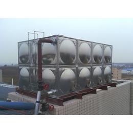 拼接组合式不锈钢保温储水箱