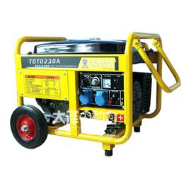 品牌230A汽油发电电焊一体机