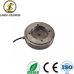 厂家直销圆形吸盘式电磁铁 型号HY14040 直流24V电源