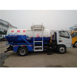 6吨餐厨垃圾车-6吨餐厨垃圾运输车厂家