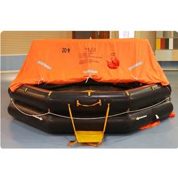 厂家直销KHA-10救生筏CCS证书 KHA型救生筏气胀式筏