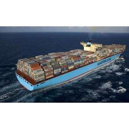 中国运输贸易淘宝货物到新加坡双清海运到门散货拼箱