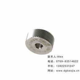 东莞标准压花轮批发BLX无倒角压花轮精选进口含钴高速钢