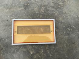 PZ30照明箱塑料透明盖板 20回路 塑料面板黄色 大量现货