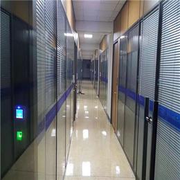 办公铝合金隔断墙 写字楼钢化玻璃高隔断缩略图