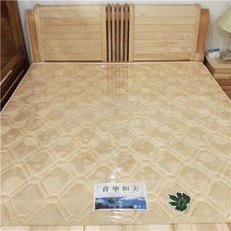 南昌现代简约实木床定制 环保双人床 1.8米双人床