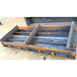 长沙遮板模具供应 铁路遮板钢模具