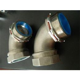 90度铜软管接头厂家销售