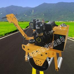 陕西压路机-冠森机械(图)-小压路机