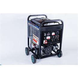 焊纤维素焊条280A移动式发电电焊机
