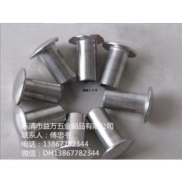 热销304不锈钢空心铆钉  圆头半空心铆钉 蘑菇型实心铆钉