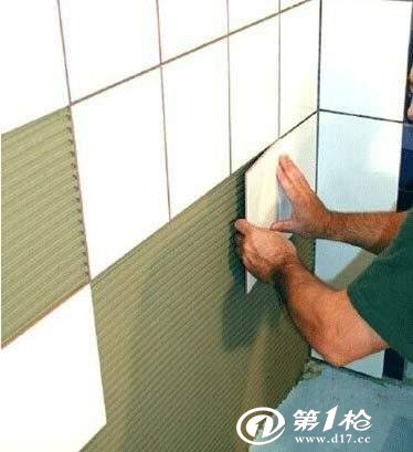 瓷砖防掉剂