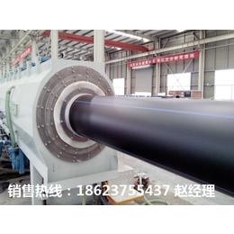DN315PE100聚乙烯给水管