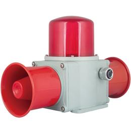 TLRHD2L双喇叭声光警报器 语音声光警示器缩略图