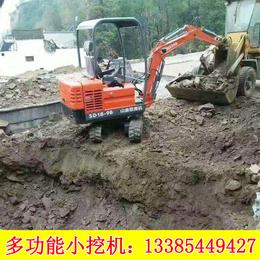 园林小型挖掘机 济南山鼎迷你小型挖掘机价格
