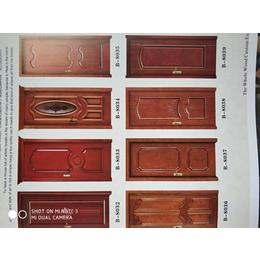 室内门产品彩页画册设计制作厂家