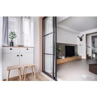 阳台装玻璃伟德国际,门框怎么搭配更好看?