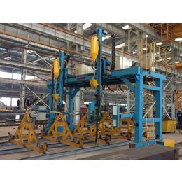 钢结构龙门焊哪家好-南宁钢结构龙门焊-德捷机械畅销全国缩略图