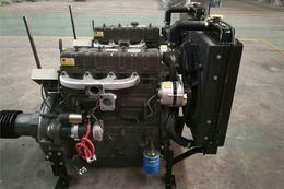 厂家供应功率为38KW工程作业用ZH490G柴油机