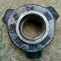 供应重庆4寸NPT螺纹连接式FIG1502型高压锤击由壬