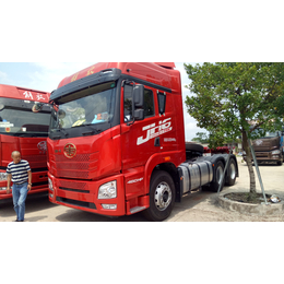 一汽解放JH6大型卡车