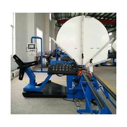 螺旋风管机- 南桥重工平安国际乐园公司-镀锌螺旋风管机