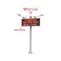 郴州工地噪音扬尘监测系统安装价格- 安徽聚正