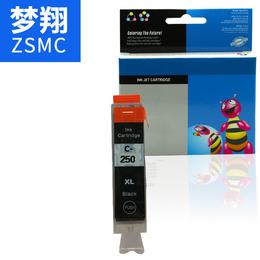 梦翔 适合佳能 打印机墨盒PGI-250BK