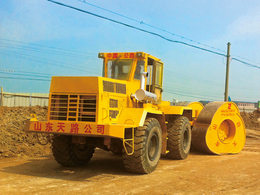 西藏住宅梅花式压路机路面机械供应