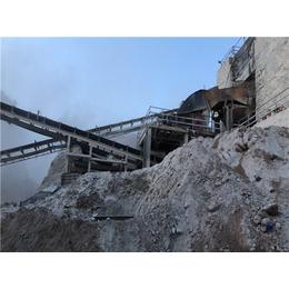 碎石制砂加工现场(图)-去哪买制砂机比较划算-巨鹿县制砂机