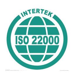 绿豆淀粉ISO22000认证-临智略平安国际充值管理