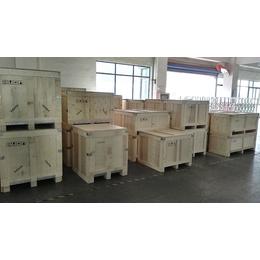 承接阳谷出口木箱厂 大型莘县熏蒸包装箱茌平胶合板木箱免费打包
