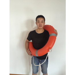 东台个人救生设备厂供应YY5556-I II系列船用救生圈