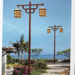 亮化景观工程   景观灯 景观 柱 灯笼 中国结
