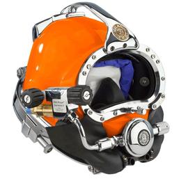 代销KMCSI柯比摩根KMB37污水打捞全面罩头盔
