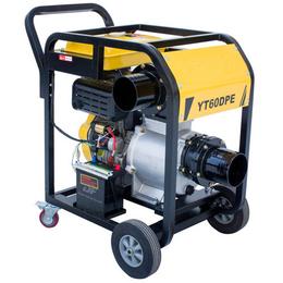 6寸柴油机水泵YT60DPE消防排水