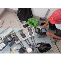 横沥镇光纤熔接-企石机房工程-网络综合布线-百万高清监控