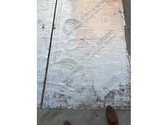 项目上做样板自粘防水卷材
