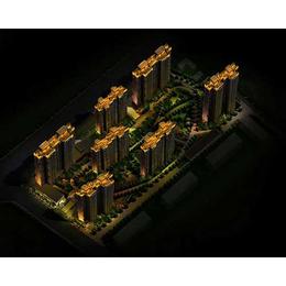 楼体亮化-山西弛立光电-山西楼体亮化工程