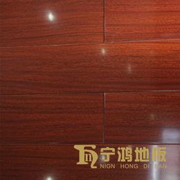 宁鸿地板厂家圆盘豆NH706绿柄桑地板