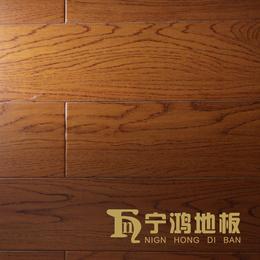 宁鸿原木地板 圆盘豆NH609  金色麦田