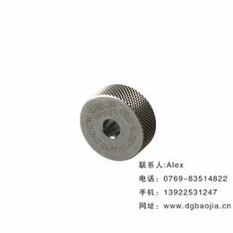 深圳压花轮厂家批发无倒角压花轮精选优质高速钢