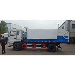 品质10立方12立方罐式污泥运输车价格