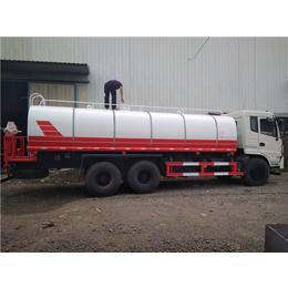 热水-温泉水保温拉运输车-载重20吨热水保温运输车报价