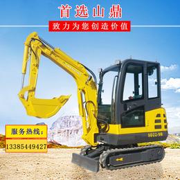 海南小型土石方工程履带微型挖掘机 多功能挖掘机价格 卖家包邮