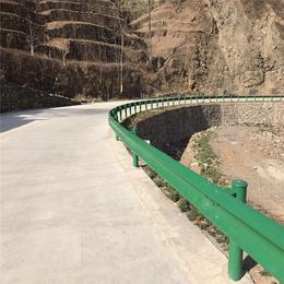 青海厂家镀锌护栏板高速公路防撞栏批发价格市政道路护栏安装缩略图