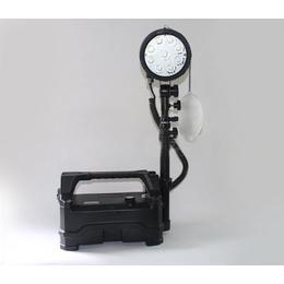 华荣便携式强光工作灯 LED移动防暴灯 轻便式升降应急灯缩略图