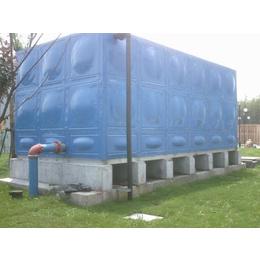 唐山科力专业制作玻璃钢水箱 地埋式水箱 搪瓷水箱