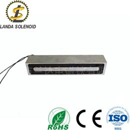方形吸盘式电磁铁H2605049 直流电磁铁 防水电磁铁